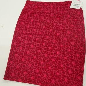 2 for $25 2X Cassie skirt LuLaRoe NWT